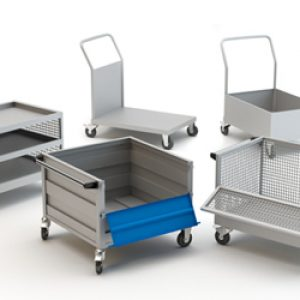 Material Trolley , Industrial Trolley