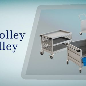 Material Trolley Supplier in India.