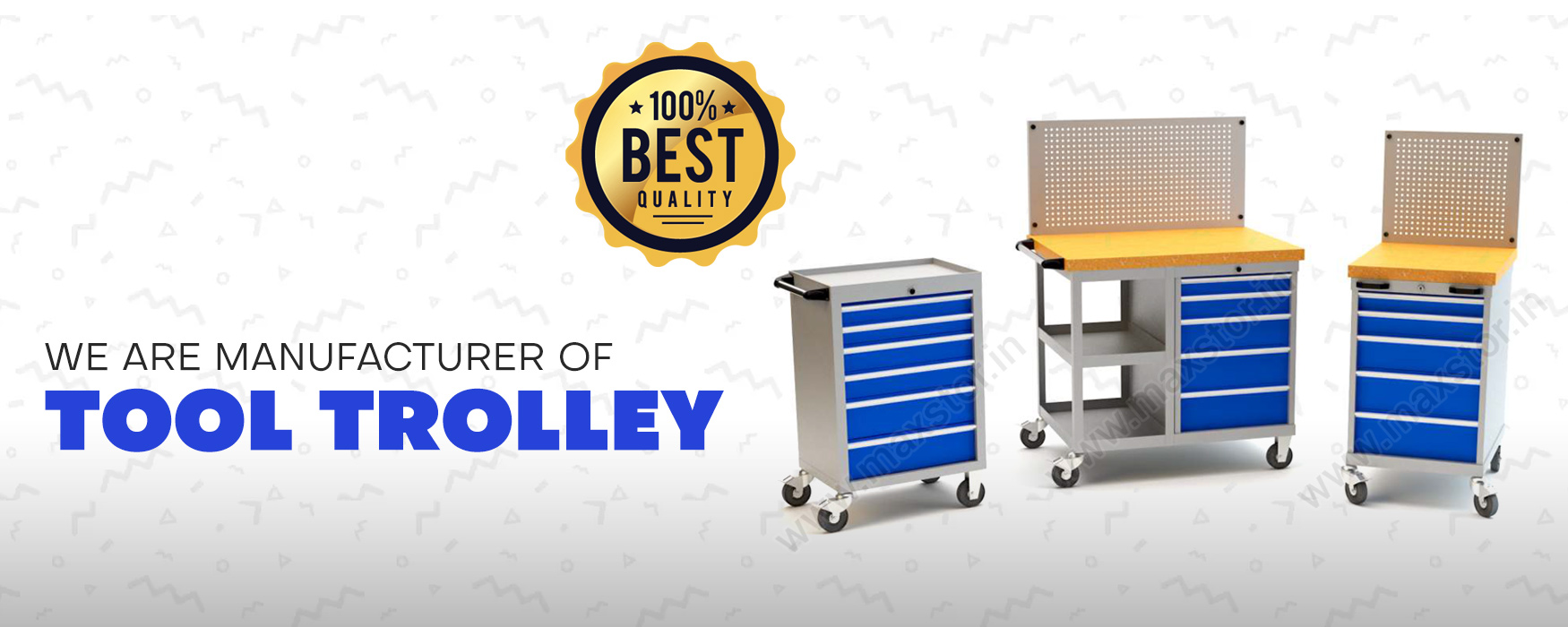 Tool Trolley Manufacturer