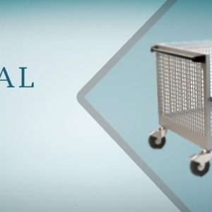 Industrial- Trolley Exporter in india.